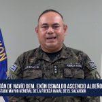 Jefes Navales de Centroamérica envían saludos a la Fuerza Naval del Ejército de Nicaragua