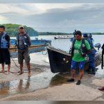 Distrito Naval Caribe incautó paquetes de cocaína en la barra del Río Maíz