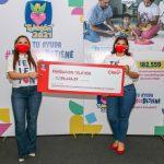 Claro Nicaragua apoya un año más a Teletón