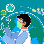 Las vacunas son unos de los mecanismos protección para luchar contra la pandemia