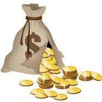 Plataformas políticas: Dinero en saco roto