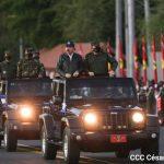 Desfile Militar Pueblo Ejército